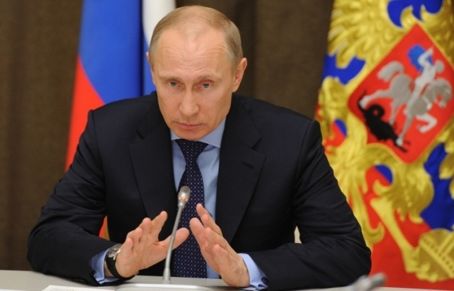 Crisis in Ukraine caused by internal factors, not by Russia — Putin