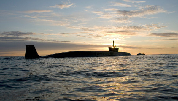 First Borey-Class Strategic Sub Ready for Combat Patrols - Russian Navy