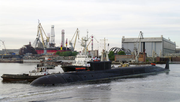Russian Navy to Begin Sea Trials of 2 New Nuclear Subs in Summer