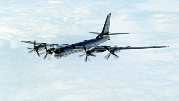 Russian Bombers Conduct Test Flights Over Northern Europe