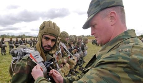 Russia, India to hold joint maneuvers