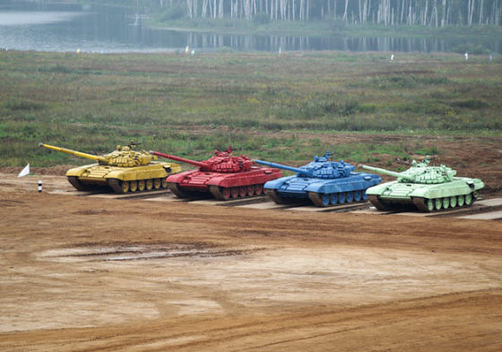 Sergei Shoigu : representatives of at least 12 countries will take part in international competitions on tank  biathlon