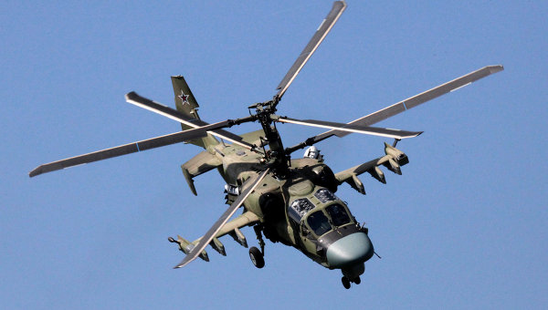 No Plans to Export Russian Alligator Attack Helicopters Before 2016 – Arms Exporter