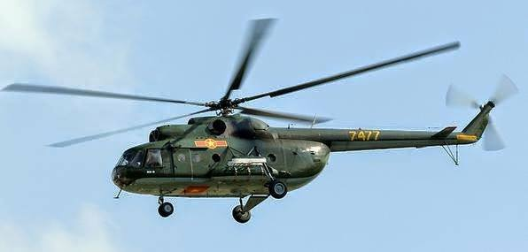 Russia Offers Mi-8/17 Upgrade Package for Vietnam with Electronic Jamming