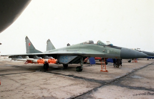Russia plans to supply Syria MiG-29M/M2 12 fighters by 2018