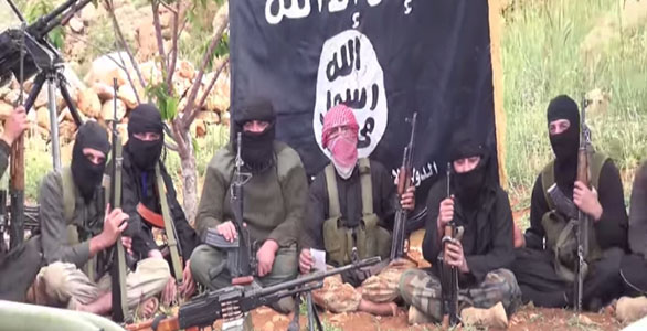 ISIS (DAASH) Now Recruiting In Palestinian Camps In Lebanon