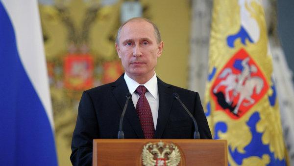 Russia in Continued Military Overhaul – Putin