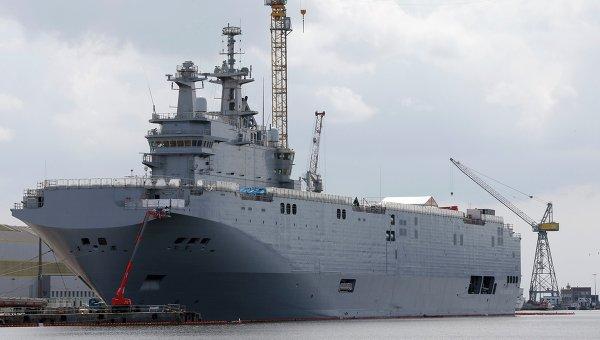 US Pressure on France Over Mistral Deal Reeks of Blackmail – Putin