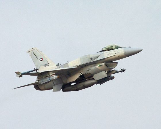 U.S.  das  not delay the delivery of F-16 fighters to Iraq - Pentagon
